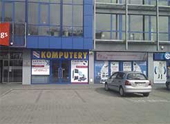 Witryna sklepu Elkomp