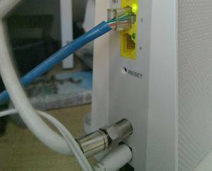 Problem z Wifi sprawdzenie podłączenia modemu